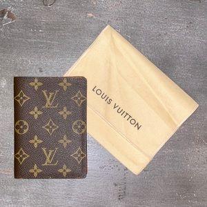 Louis Vuitton new passport cover